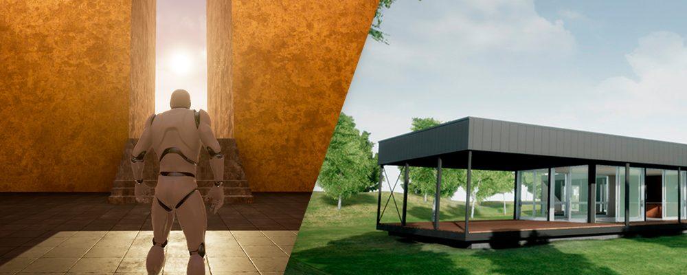 Realidad Virtual con Unreal Engine