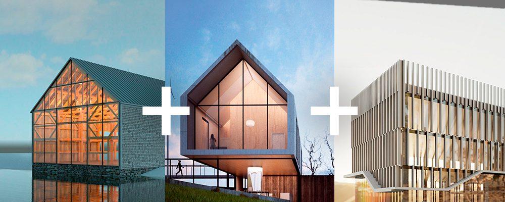 Pack Revit Arquitectura Completo