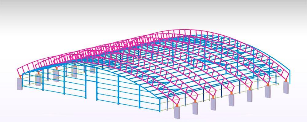 Tekla – Modelado de estructuras